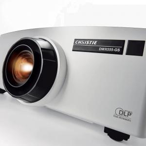 projektor Christie DWX55-GS -przód skos 3