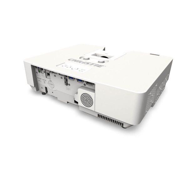 Christie APS projektor widok z tylu-skos 1
