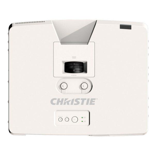 Christie APS projektor widok z góry